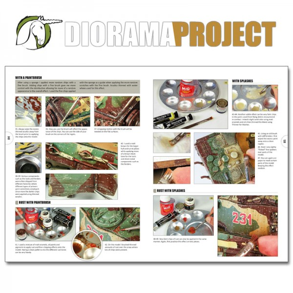 "News Acion Press :  ""Diorama Project""  Dioram10"