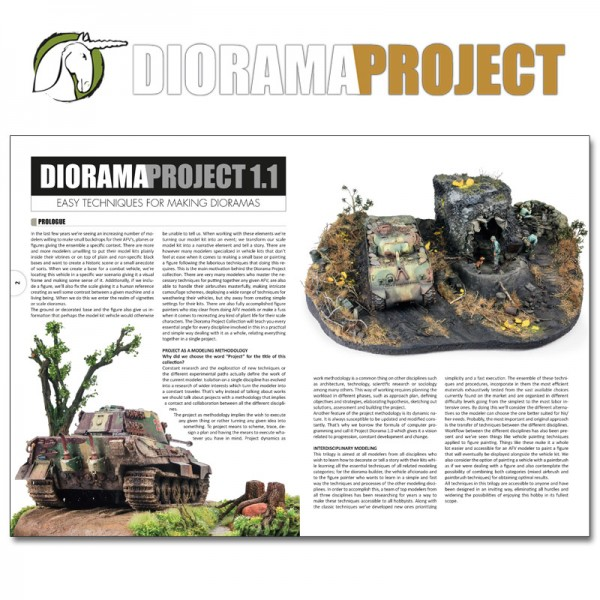"News Acion Press :  ""Diorama Project""  Dioram12"