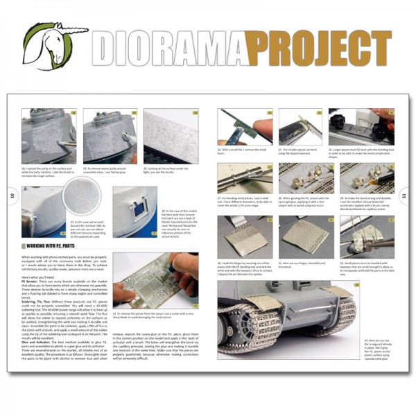 "News Acion Press :  ""Diorama Project""  Dioram14"