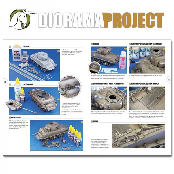 "News Acion Press :  ""Diorama Project""  Dioram17"