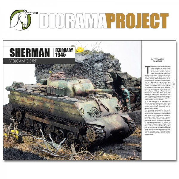 "News Acion Press :  ""Diorama Project""  Dioram18"