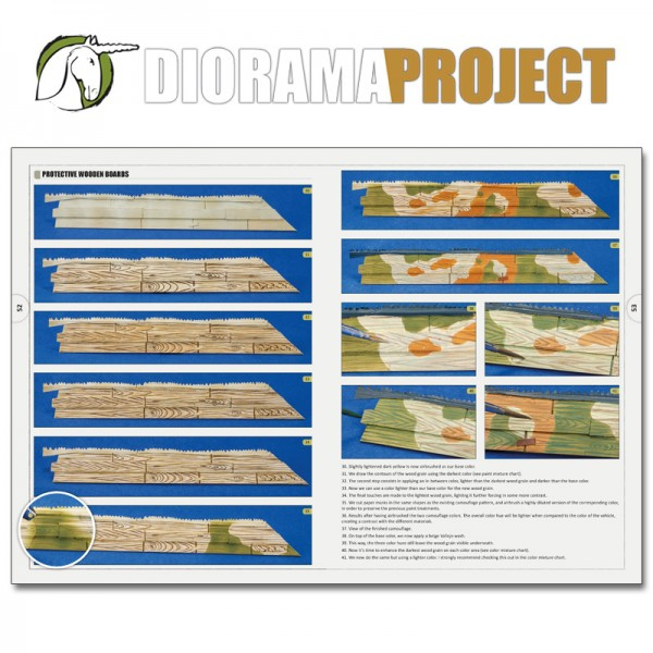 "News Acion Press :  ""Diorama Project""  Dioram19"