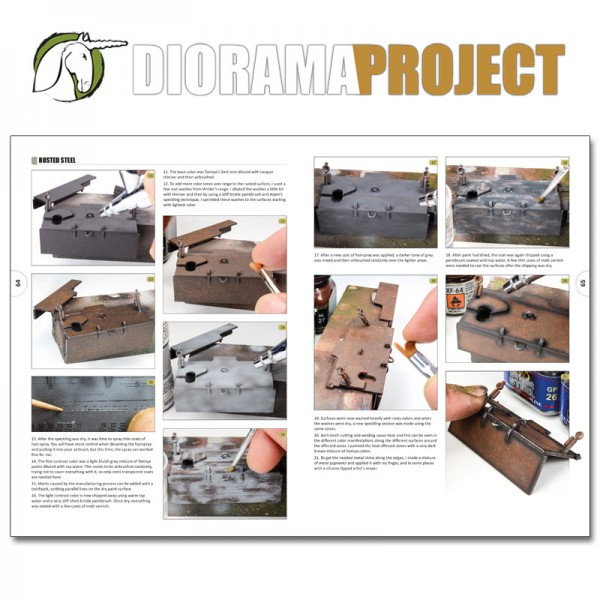 "News Acion Press :  ""Diorama Project""  Dioram20"