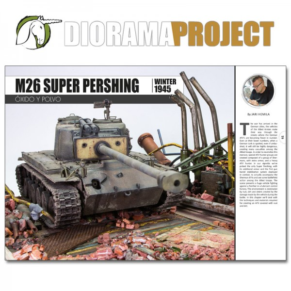 "News Acion Press :  ""Diorama Project""  Dioram21"