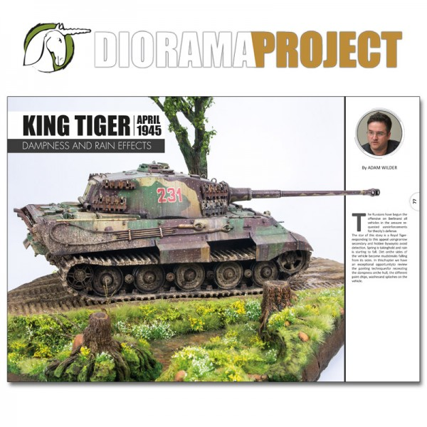 "News Acion Press :  ""Diorama Project""  Dioram22"