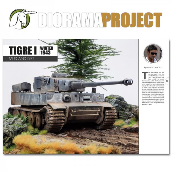 "News Acion Press :  ""Diorama Project""  Dioram23"