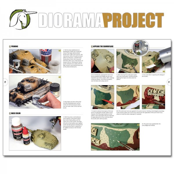 "News Acion Press :  ""Diorama Project""  Dioram24"