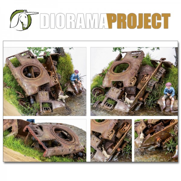 "News Acion Press :  ""Diorama Project""  Dioram25"