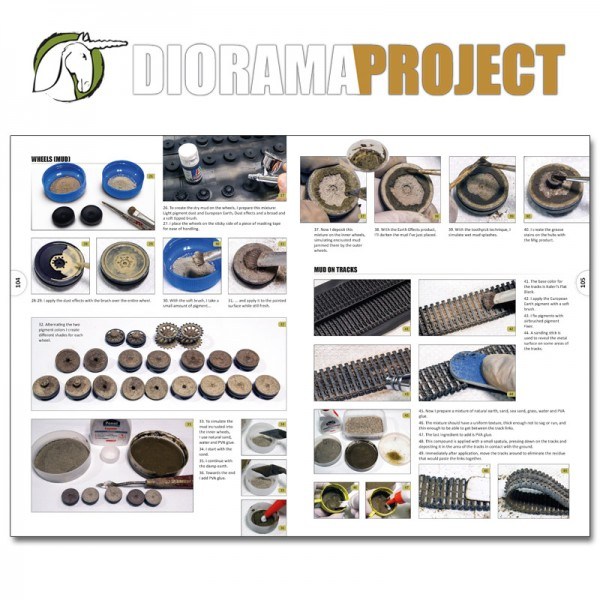 "News Acion Press :  ""Diorama Project""  Dioram26"