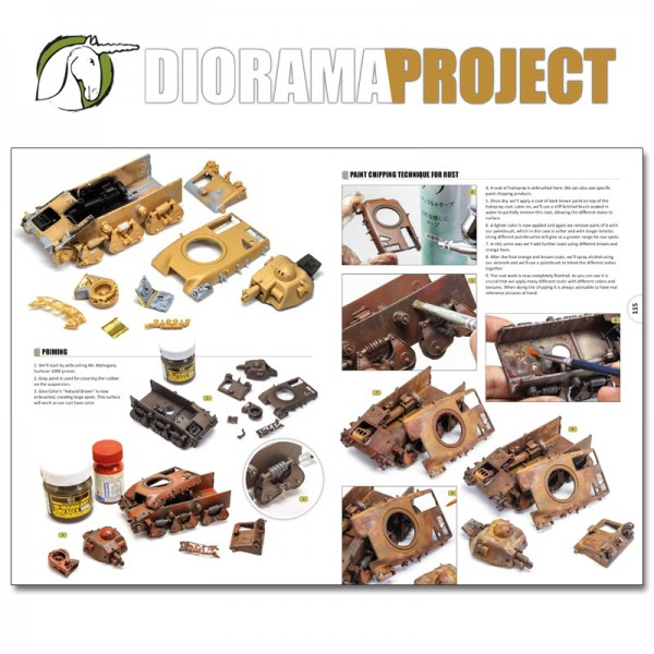 "News Acion Press :  ""Diorama Project""  Dioram27"