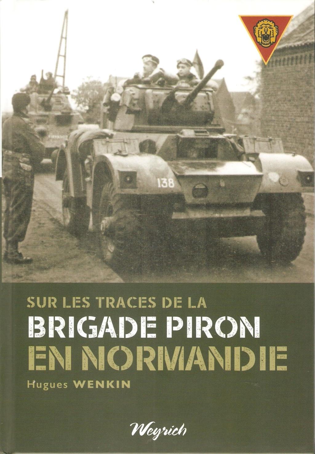 Sur les traces de la Brigade PIRON en Normandie Piron10