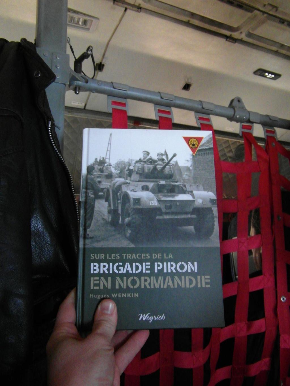 Sur les traces de la Brigade PIRON en Normandie Sam_4710