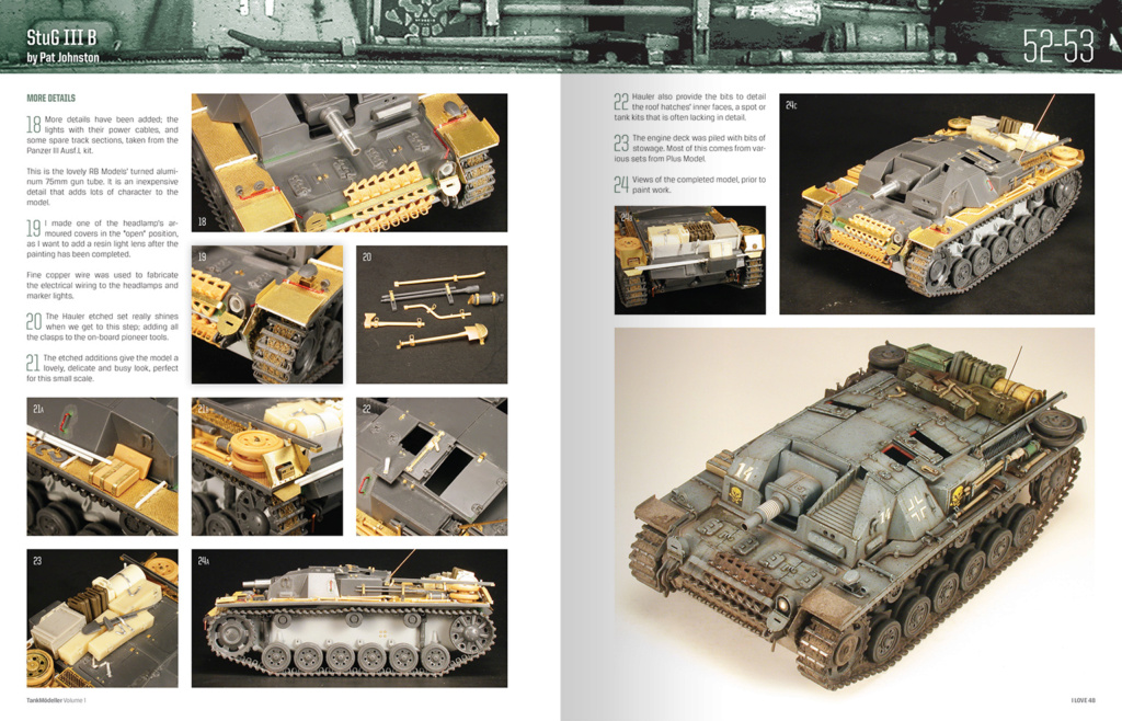 News Modelling Books Tankmo19