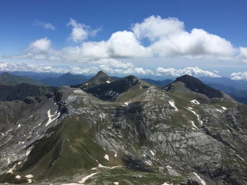 Trail en vallée d'Upega (traversée Conoia - Mongioie) 13487710