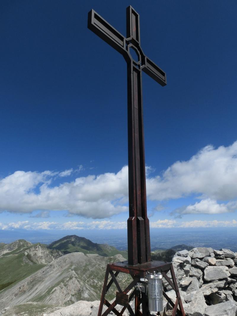 Trail en vallée d'Upega (traversée Conoia - Mongioie) Cimg5610