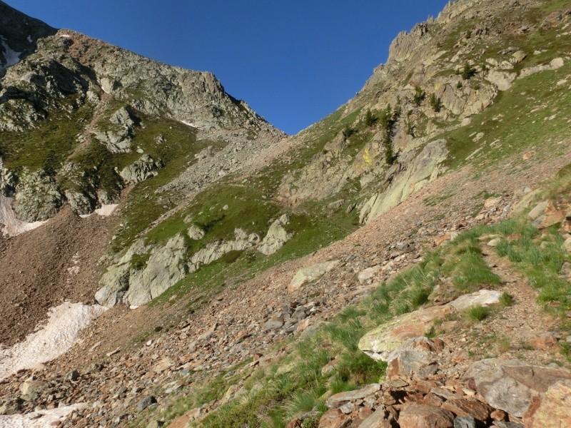 Trail de la Lombarde au pied du Malinvern et retour Cimg5812