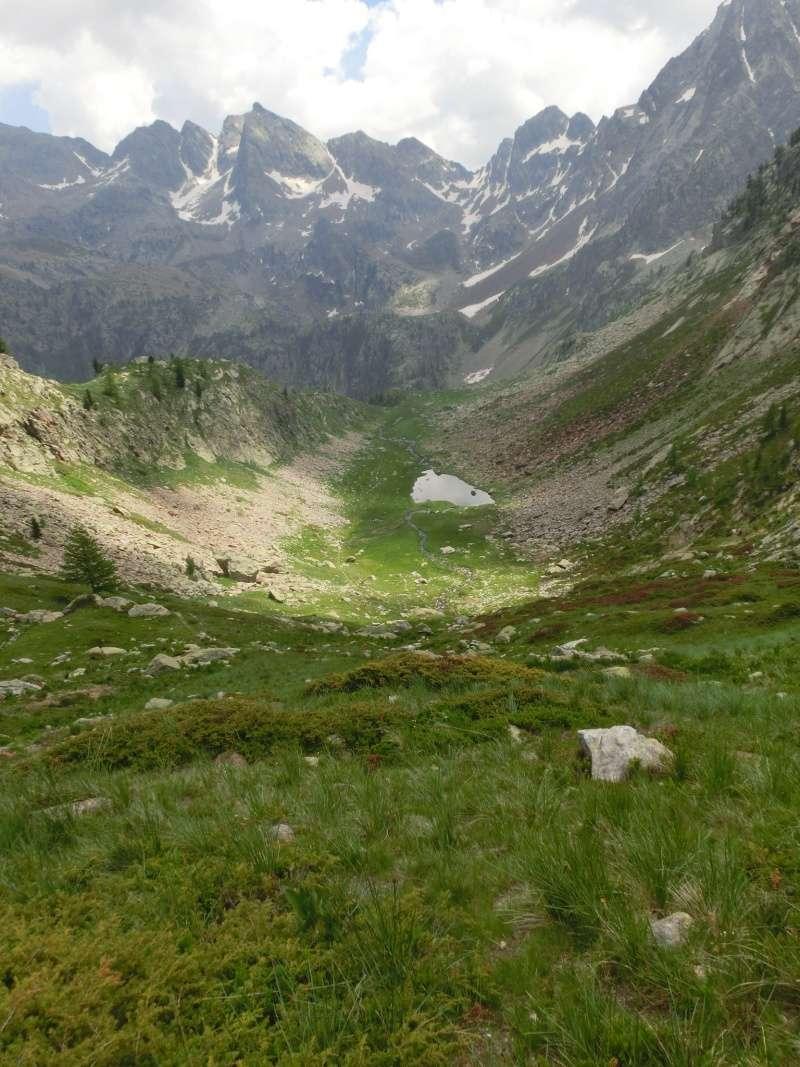 Trail de la Lombarde au pied du Malinvern et retour Cimg5910