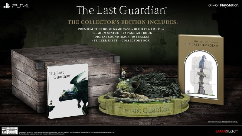 The Last Guardian [PS4 - 2016] Image10