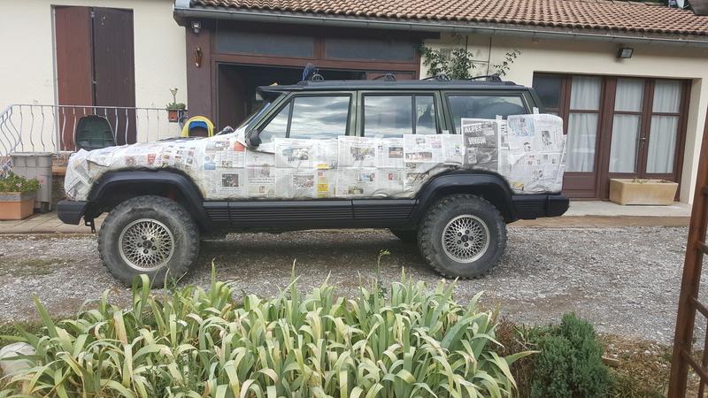 Qu'avez vous fait pour/avec/dans votre jeep aujourd'hui? - Page 3 20160847