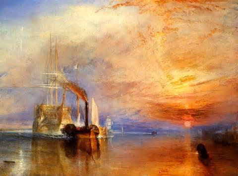 LES ŒUVRES DE WILLIAM TURNER (1775-1851) Le_tym10