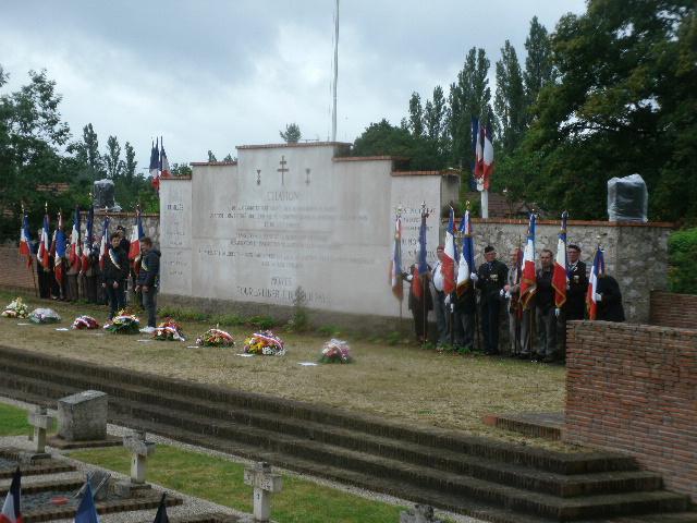 Nécropole nationale à La Ferté Saint Aubin (45) Gedc6315