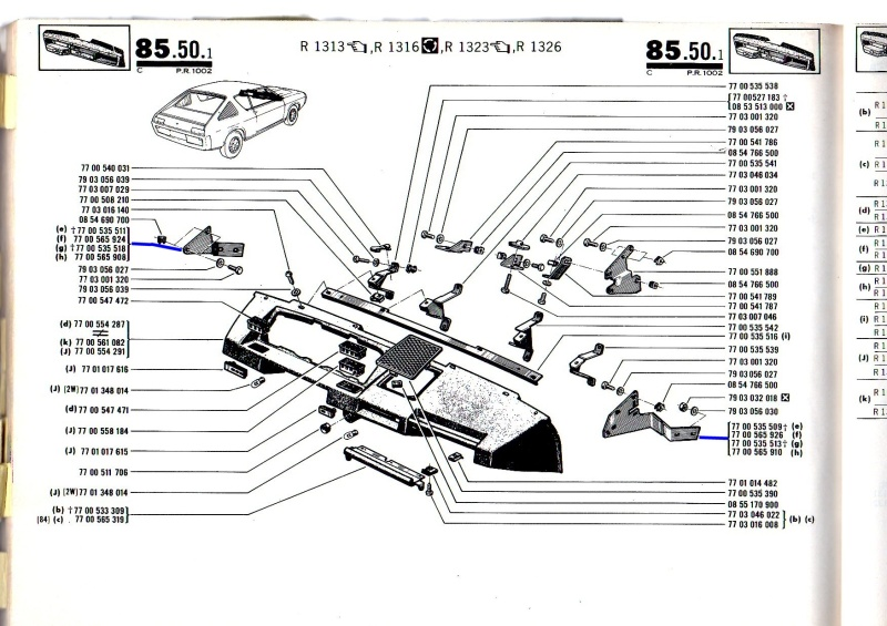 Recherche pièces pour R17 - Page 19 Pr100214