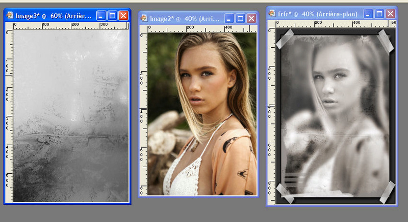 effet ferrotype  Image511