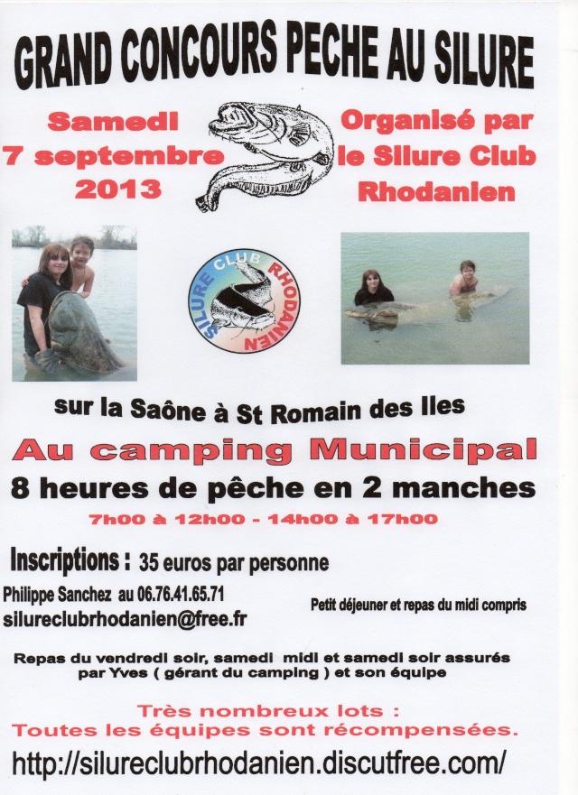 Concours silure sur la Saône le samedi 7 septembre 2013 Img03510
