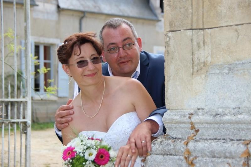 Félicitations à Charly et Christiane Mariag11
