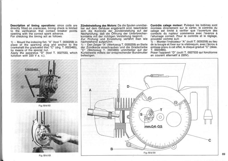 Dans quel sens tourne le moteur du ciao ? Réglage rupteur Piaggi11