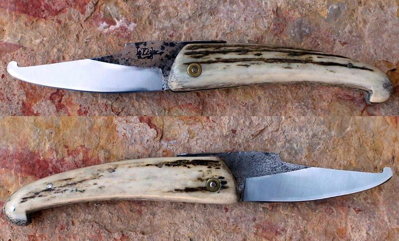 Le couteau de Paix à Najac 01010