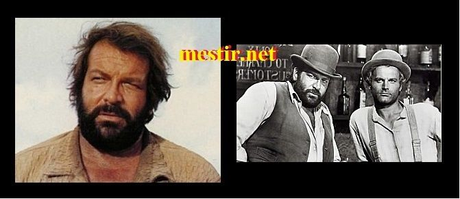 Bud Spencer, star des westerns spaghetti, est mort Bud111