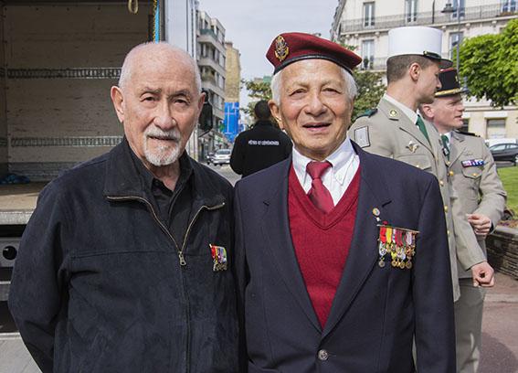 Lucien PIERS: invitation Cérémonie du 7 mai 2016 marquant le 62° anniversaire de la fin des Combats de Diên Biên Phu 01311