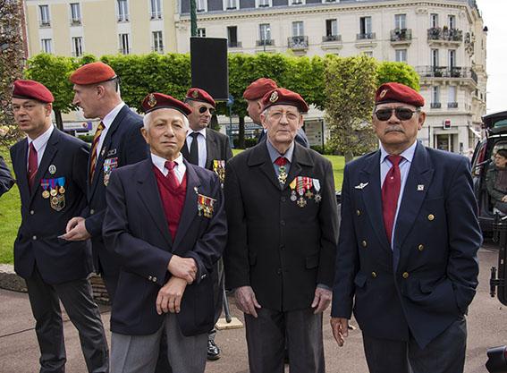 Lucien PIERS: invitation Cérémonie du 7 mai 2016 marquant le 62° anniversaire de la fin des Combats de Diên Biên Phu 05710