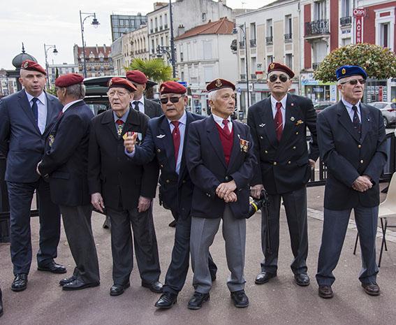 Lucien PIERS: invitation Cérémonie du 7 mai 2016 marquant le 62° anniversaire de la fin des Combats de Diên Biên Phu 06510
