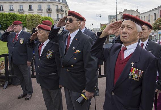 Lucien PIERS: invitation Cérémonie du 7 mai 2016 marquant le 62° anniversaire de la fin des Combats de Diên Biên Phu 11310