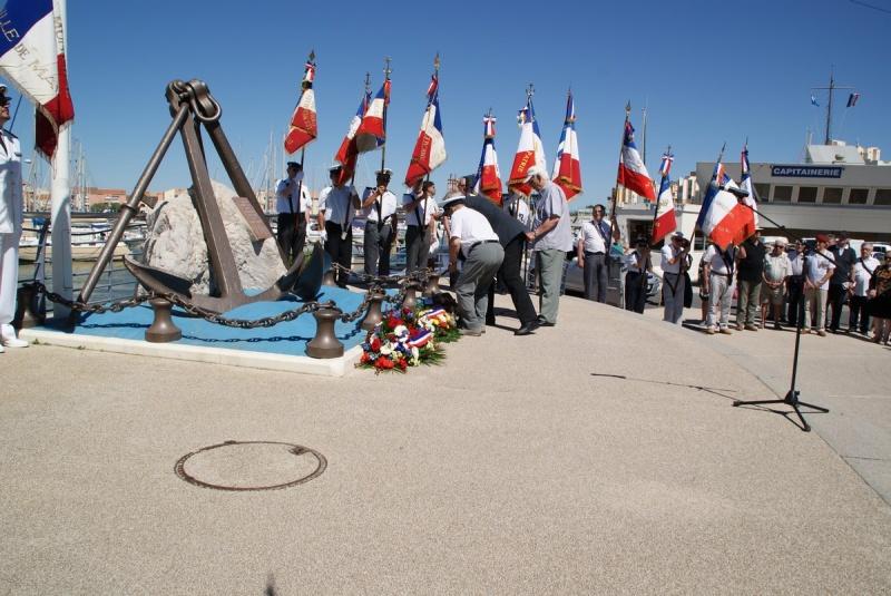 [ Associations anciens Marins ] AMMAC de la Grande Motte, Maugio, Carnon. 2016_032