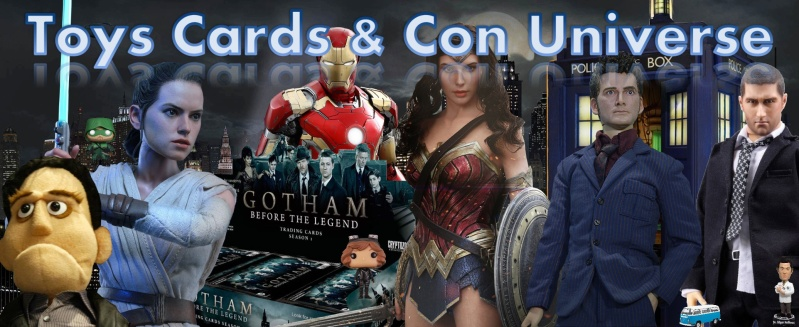 Toys Cards & Conventions Universe