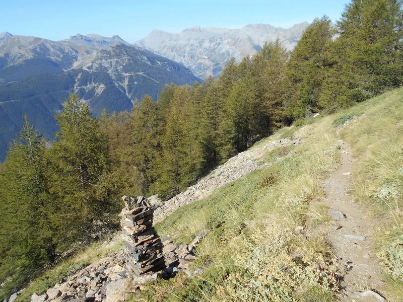 Culmen de la Tinée en Trail Trail_43