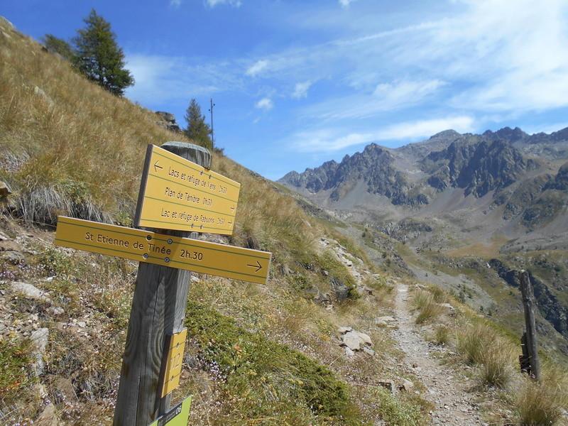 Culmen de la Tinée en Trail Trail_52