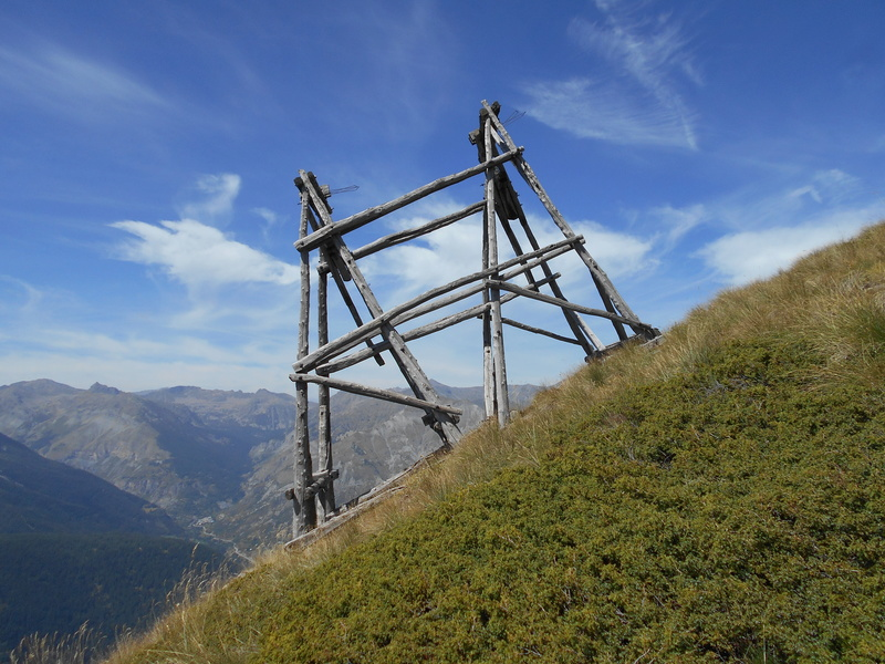 Culmen de la Tinée en Trail Trail_53