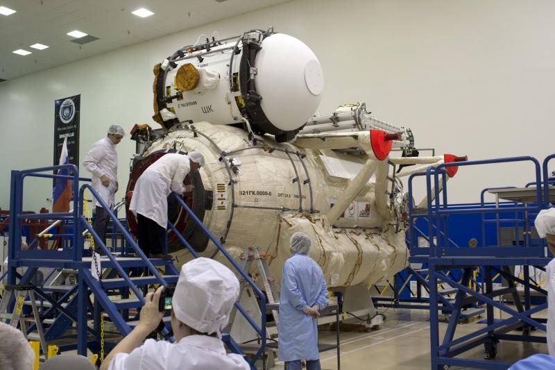 Le projet de station orbitale russe ROS Fig3-610