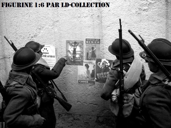 L'Infanterie française au 1:6 France22