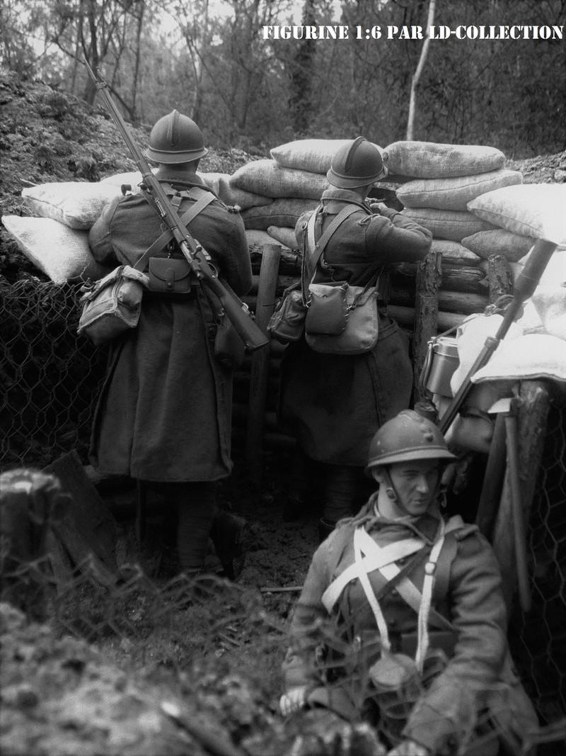 L'Infanterie française au 1:6 France23
