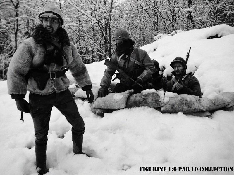 L'Infanterie française au 1:6 France25
