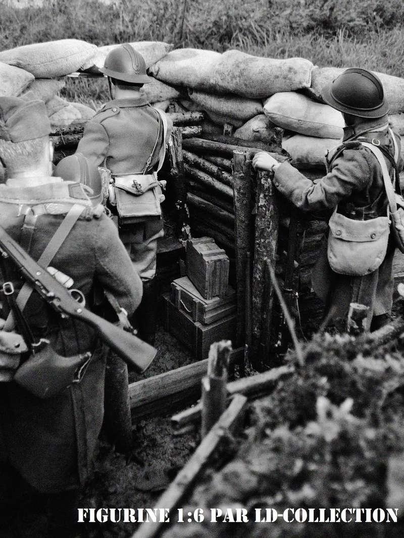 L'Infanterie française au 1:6 France26