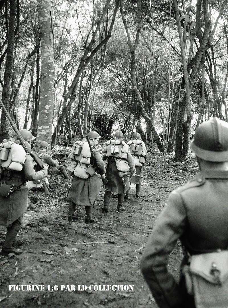 L'Infanterie française au 1:6 France30