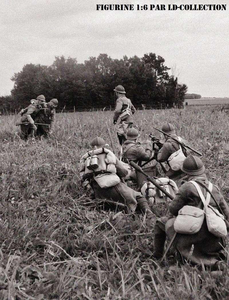L'Infanterie française au 1:6 France31
