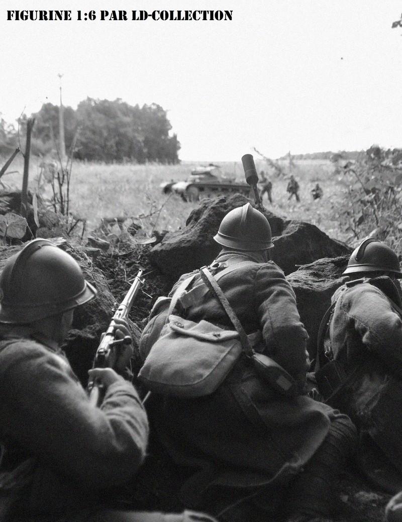 L'Infanterie française au 1:6 France34