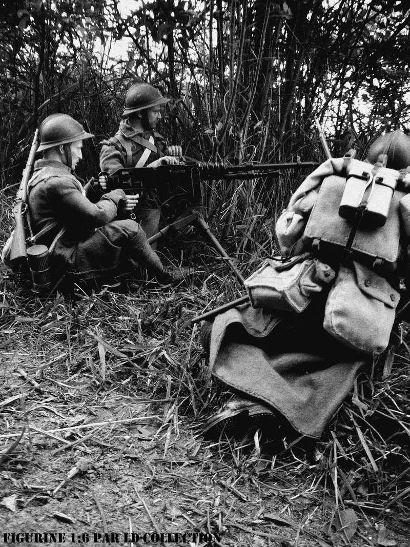 L'Infanterie française au 1:6 France35